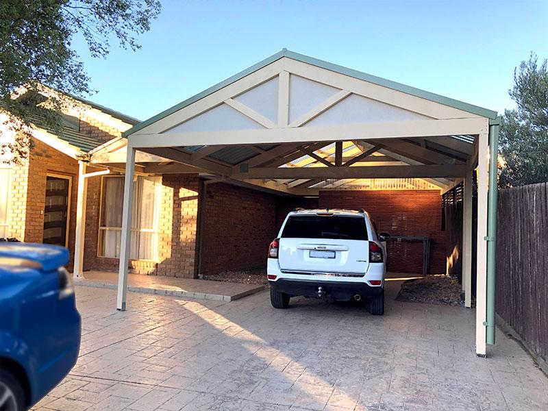 Carports Garages Builders Melbourne Mel Pergolas
