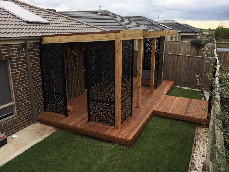 Verandahs melbourne by best verandah builders in melbourne for Home designs with verandahs
